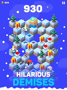 Ice Hill: Endless Xmas Fun- screenshot thumbnail