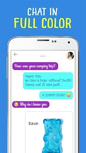 POP messenger v1.8