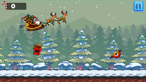 Foto do Santa vs Green witch Christmas Game