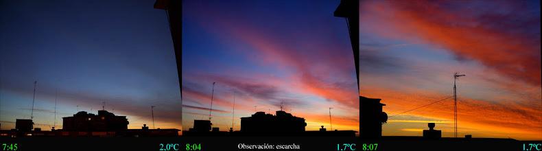 Photo: Amanecer del 12/01/10