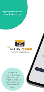 T Mail - Instant Free Temporary Email Address 2.3.0