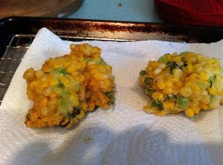 New York Style Corn Fritters Recipe