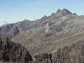 Photo: Pico Espejo and Pico Bolivar