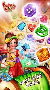 Fancy Tale:Fashion Puzzle Game- screenshot thumbnail