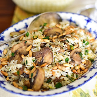 Mom's Special Lebanese Rice.