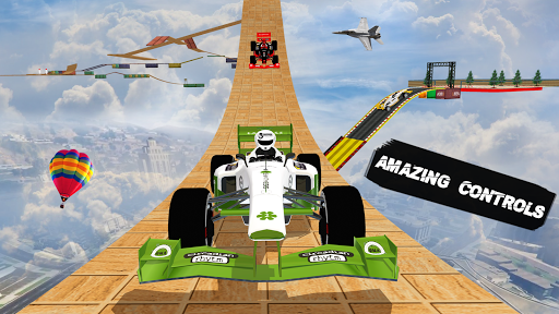 Formula Car Racing Stunt 3D: Mega Ramp Car Stunts android2mod screenshots 2