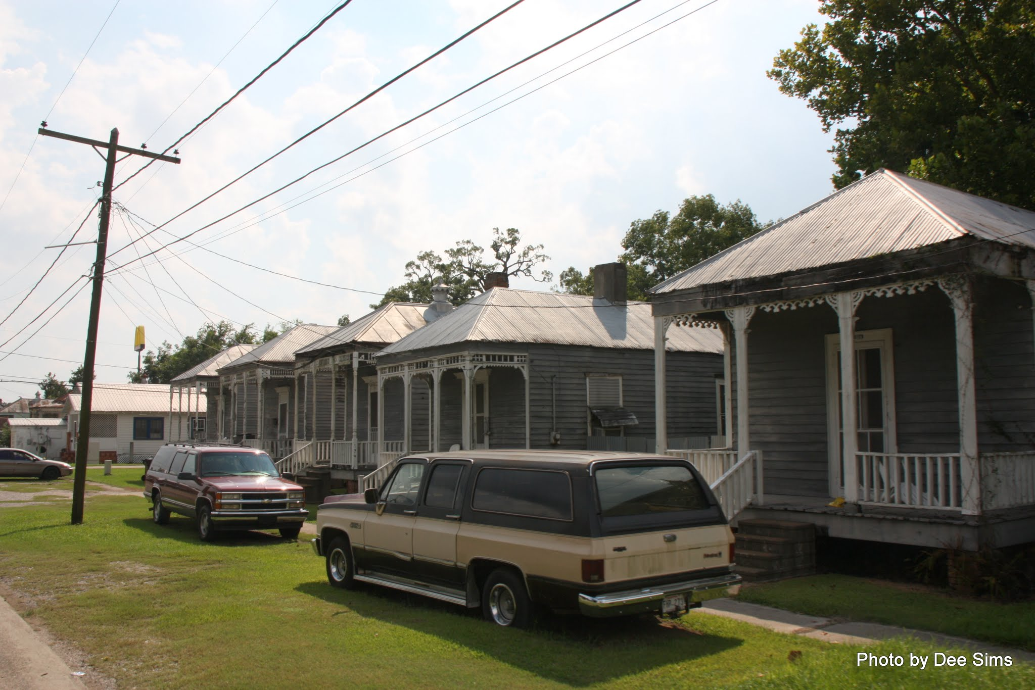 Photo: (Year 3) Day 63 - Houses in Donaldsonville