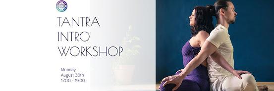 Tantra Intro Workshop - Aarhus - English