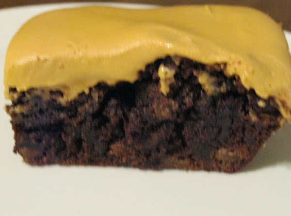 Dulce-frosted Chipotle Brownies Recipe