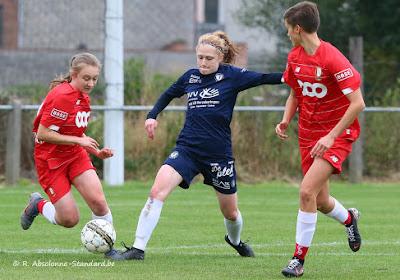 Onder meer Genk en OH Leuven winnen in eerste nationale vrouwen: het overzicht