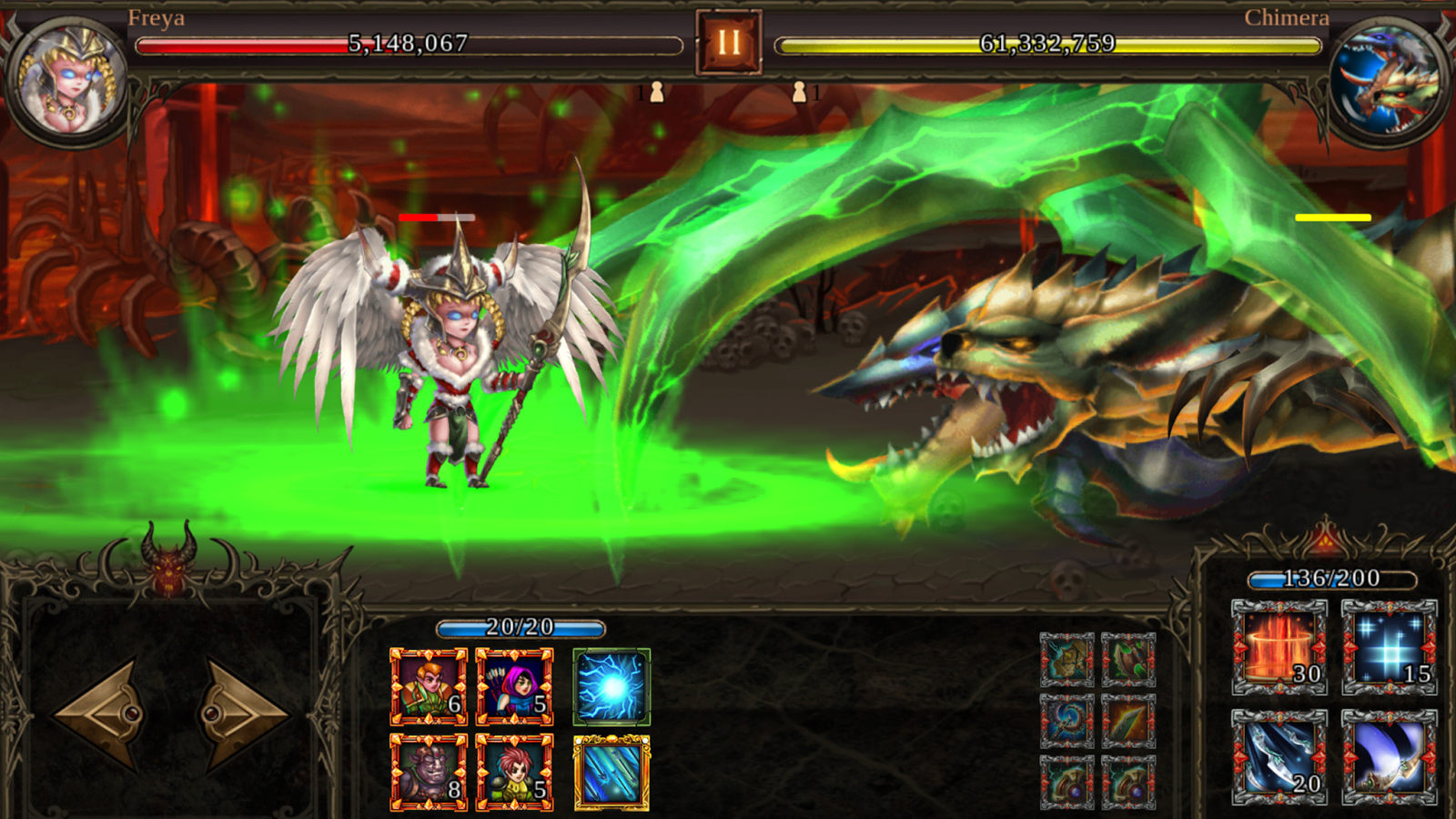 Epic Heroes: War of Gods- screenshot