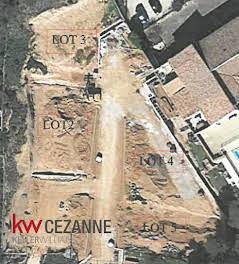 Terrain 580 m2