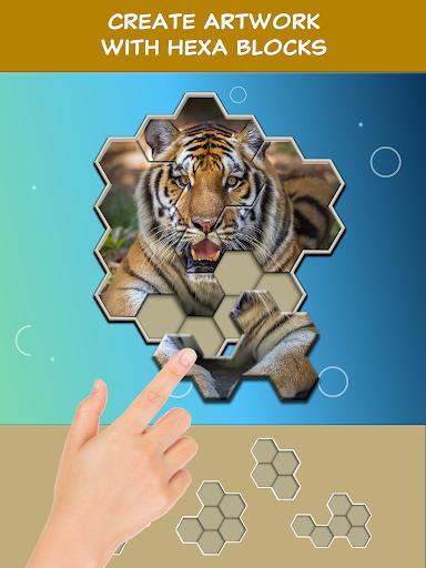 Jigsaw Hexa Block screenshot 16