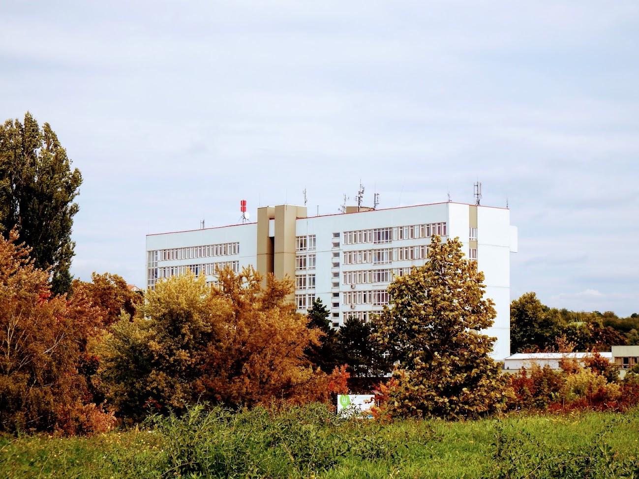 Vác/kórház - DVB-T gapfiller