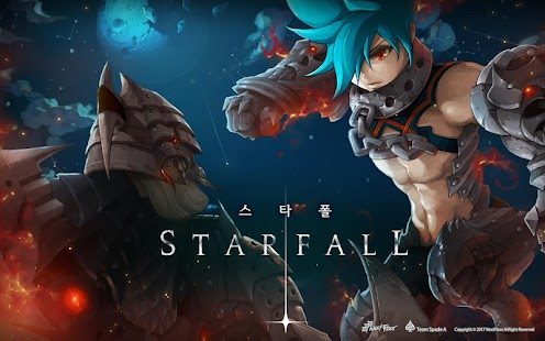 STAR FALL- screenshot thumbnail