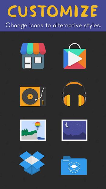 Fresh - Icon Pack- screenshot