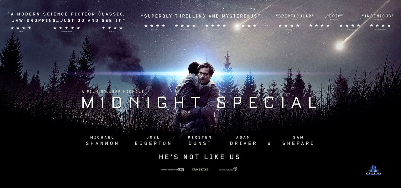 Image: Midnight Special movie poster