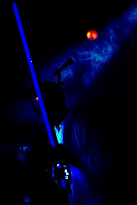 Blue light in a blue song di Skarlet