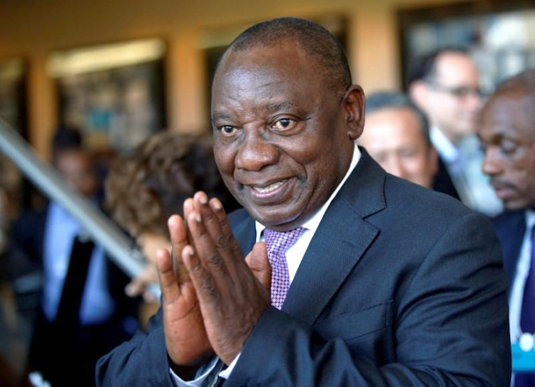 Cyril Ramaphosa. Picture: REUTERS