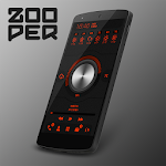 Dest Skin for ZOOPER Widgets Icon
