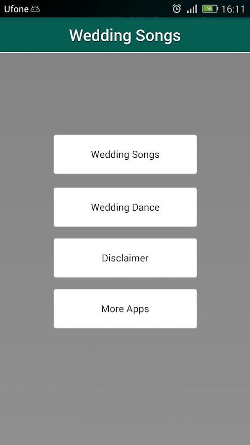Mehndi Dance Hindi MP3 Wedding Songs 2018 Screenshot