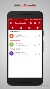 call recorder automatic- screenshot thumbnail