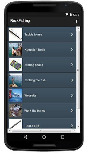 玩免費運動APP|下載Rock Fishing app不用錢|硬是要APP