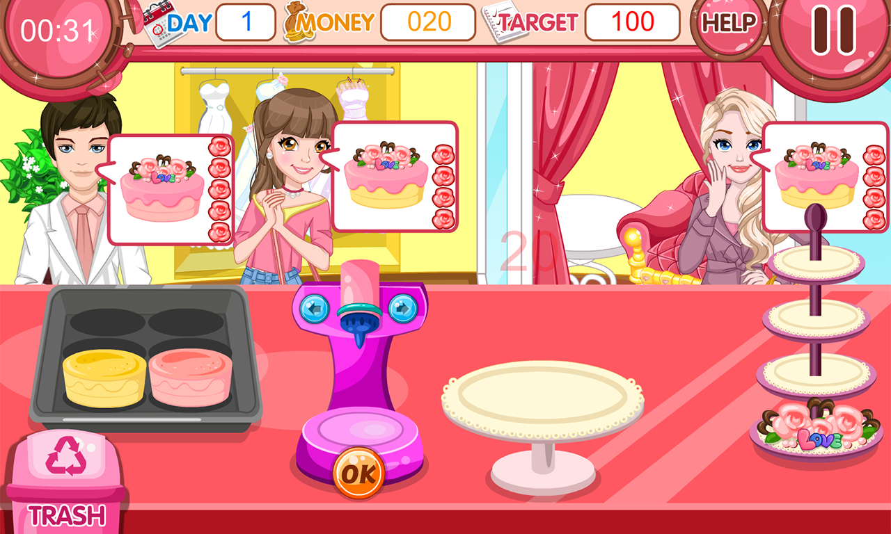wedding cake game play wedding cake factory android apps on play 22763