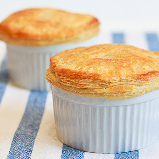 Vegetable Pot Pie.