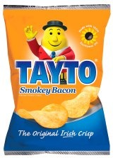 Tayto Smokey Bacon