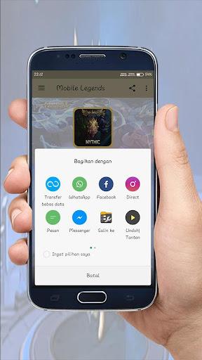 Nada Dering Mobile Legend HD 1.0 screenshots 4