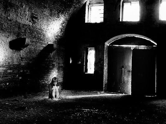 sola nel buio di Fabio6018