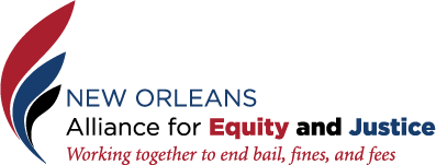 NOAEJ: End Bail, Fines and Fees