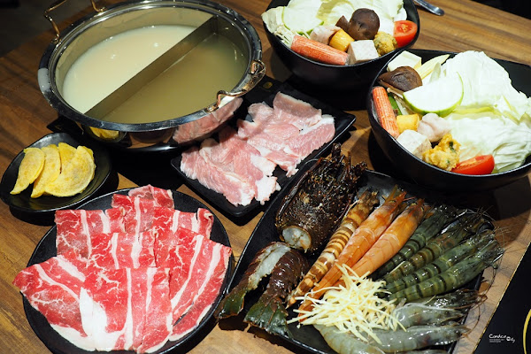 《新莊》樂崎火鍋 牛肉海鮮讚 火爆排隊熱門火鍋店 排2小時!