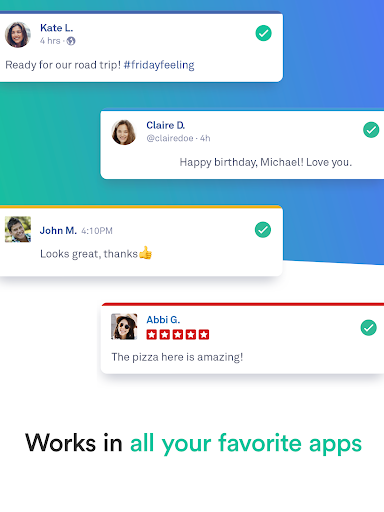 Grammarly Keyboard — Type with confidence screenshot 18