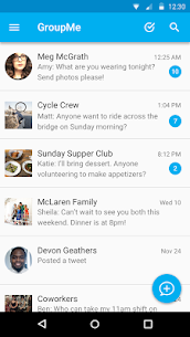 GroupMe App Latest Version Download For Android and iPhone 7