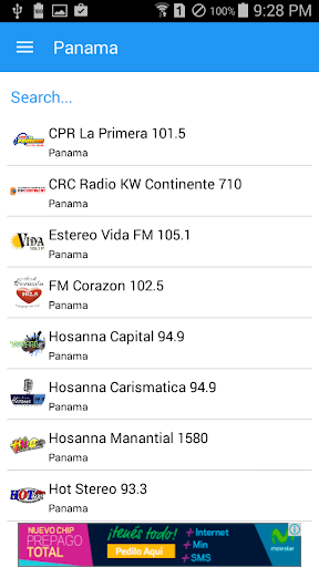 Panama Radio
