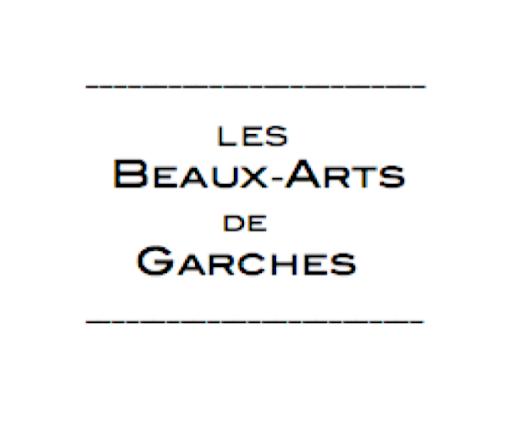 Salon Les Beaux-arts de garches exposition artistes contemporains sophie lormeau peinture toile collage papier magazine couleur maison jambe chemin sinueux de traverse