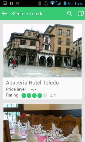android Toledo City Screenshot 3