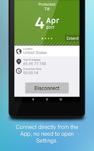 Free VPN Proxy by Seed4.Me- screenshot thumbnail