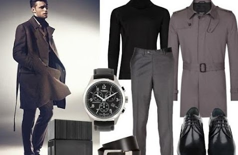 Menswear Guide - náhled
