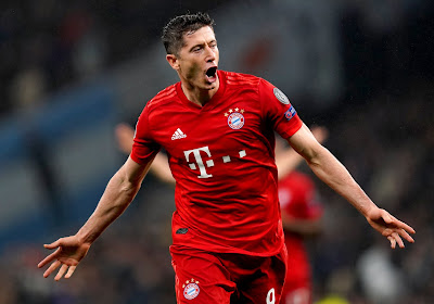 Robert Lewandowski au Paris Saint-Germain la saison prochaine ?