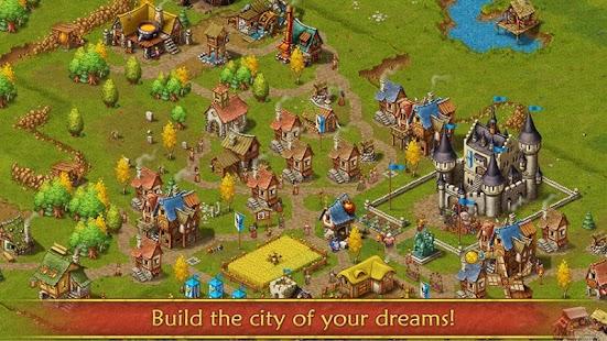 Townsmen Premium- screenshot thumbnail
