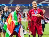 Virgil van Dijk promet le titre de Premier League aux supporters