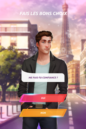 Love & Diaries: Ash - Romance Novel  screenshots 5