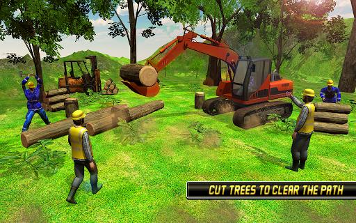 Heavy Excavator Simulator 2018 - Dump Truck Games screenshots 14