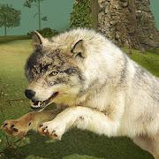 Animal Hunting Survival Game – Wolf Simulator  Icon
