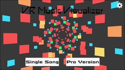 VR Music Visualizer