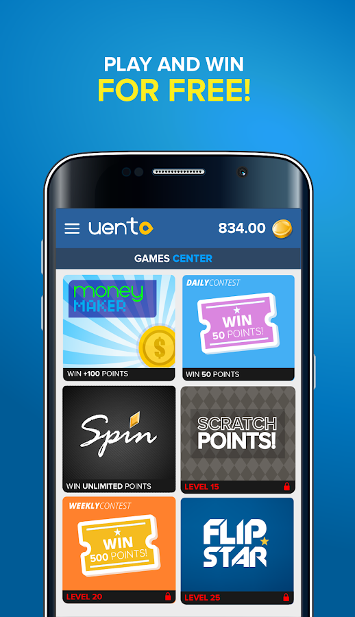 Uento: Money Maker Online- screenshot