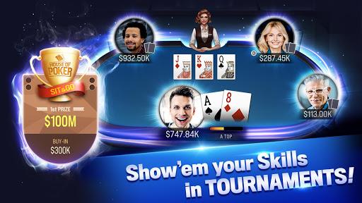 Texas Holdem Poker : House of Poker screenshots 2